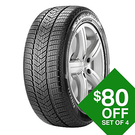 Pirelli Scorpion Winter - 265/60R18 114H Tire