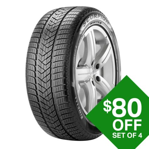 Pirelli Scorpion Winter - 255/55R18 105V Tire
