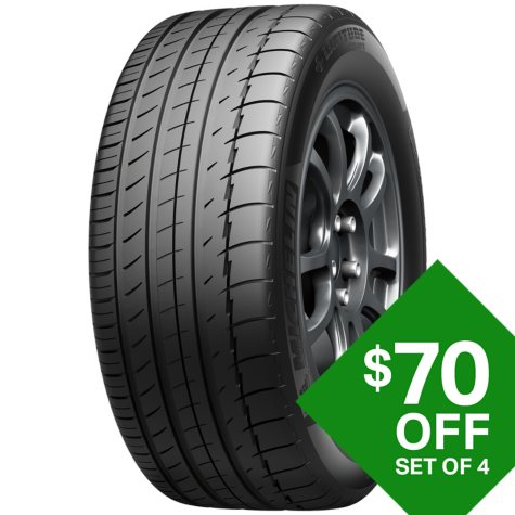 Michelin Latitude Sport - 275/55R19 111W Tire