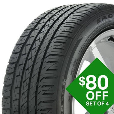Goodyear Eagle F1 Asymmetric All-Season - 235/55ZR17 99W Tire