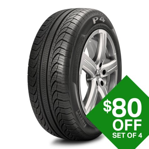 Pirelli P4 Four Season Plus - 205/60R16 92H Tire