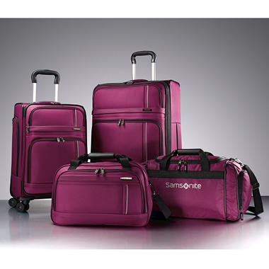 Samsonite Versatility 360 Set – Solar Rose - 4 pcs.