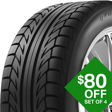 BFGoodrich g-Force Sport COMP-2 - 255/40ZR19/XL 100W Tire