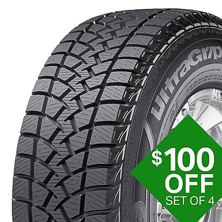 Goodyear Ultra Grip Ice WRT - LT275/70R18/E 125/122Q Tire