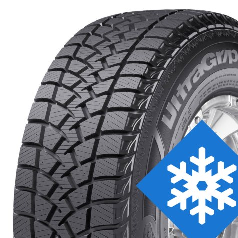Goodyear Ultra Grip Ice WRT - LT275/70R18/E 125/122Q Tire