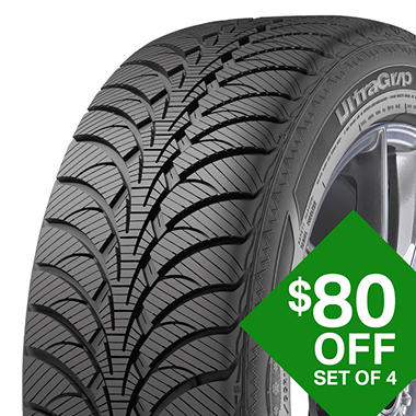 Goodyear Ultra Grip Ice WRT - 225/60R16 98S Tire