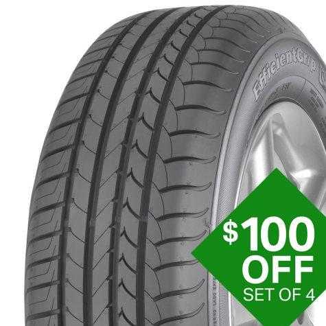 Goodyear Efficient Grip ROF - 225/45R18 91Y  Tire