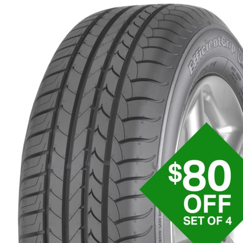 Goodyear Efficient Grip ROF - 225/45R18 91V Tire