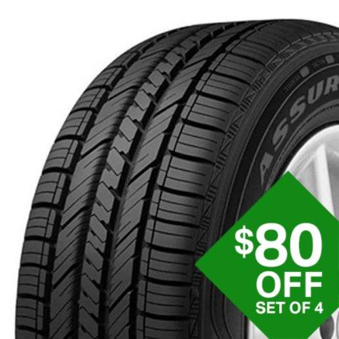 Goodyear Assurance Fuel Max - 215/45R17 87V Tire