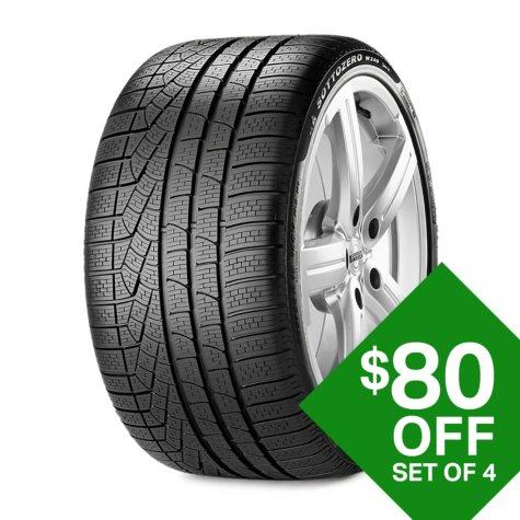 Pirelli SottoZero Serie 2 - 245/35R20/XL 95W Tire