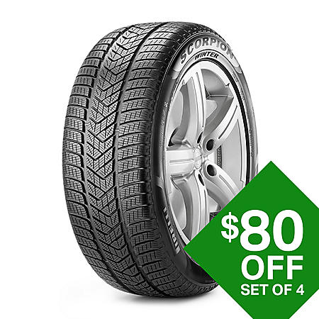 Pirelli Scorpion Winter - 285/40R21XL 109V Tire