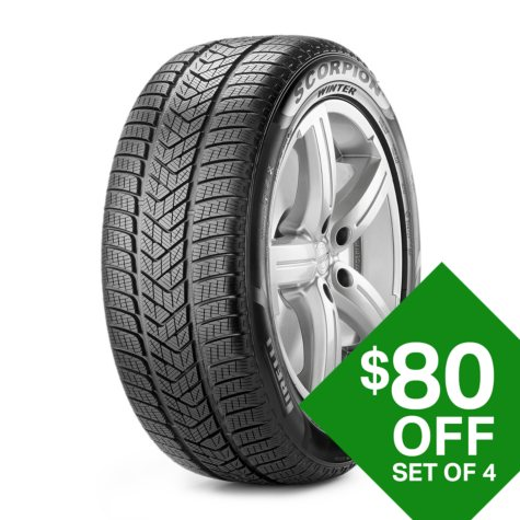 Pirelli Scorpion Winter - 285/40R22XL 110V Tire