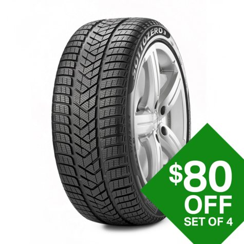 Pirelli SottoZero 3 - 215/55R16 93H Tire