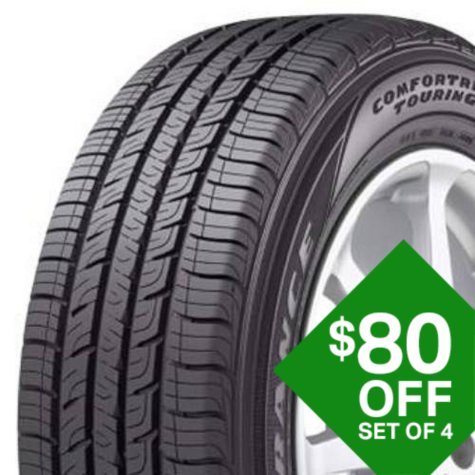 Goodyear Assurance ComforTred Touring - 195/60R15 88H  Tire