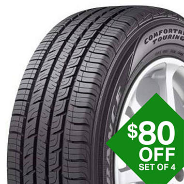 Goodyear Assurance ComforTred Touring - 205/55R16 91H  Tire