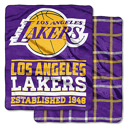 "NBA Double-Sided Throw (60"" x 70"")"