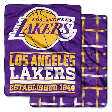 NBA Double-Sided Throw (60