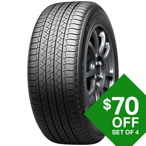 Michelin Latitude Tour HP - P265/60R18 109H Tire