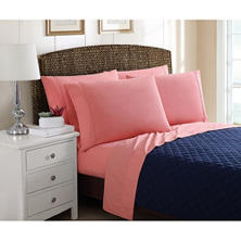 Extra-Soft Brushed Microfiber 12-Piece Sheet Set