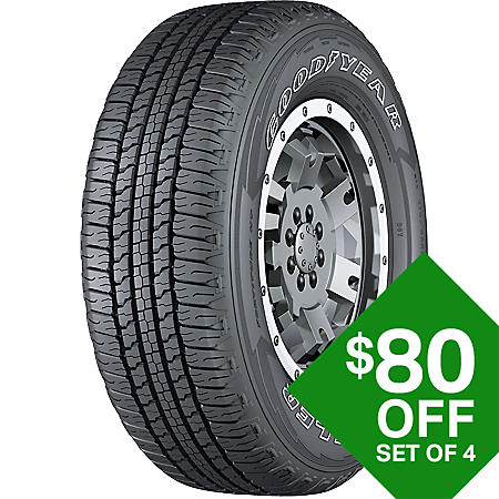 Goodyear Wrangler Fortitude HT - P265/65R18 112T Tire