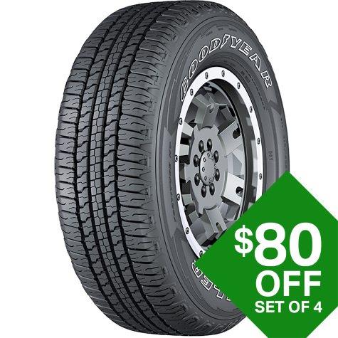 Goodyear Wrangler Fortitude HT - P265/65R18 112T Tire