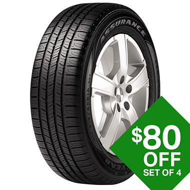 Goodyear Assurance All-Season - 215/50R17 91V Tire