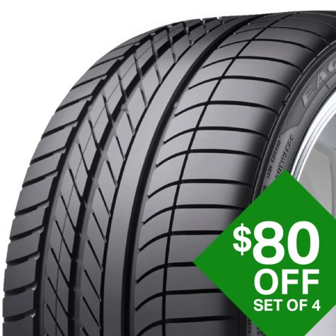 Goodyear Eagle F1 Asymmetric - 255/55R20X 110Y Tire