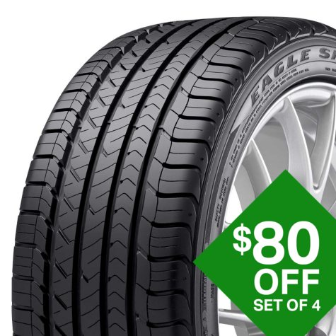 Goodyear Eagle Sport A/S - 225/55R18 98V Tire