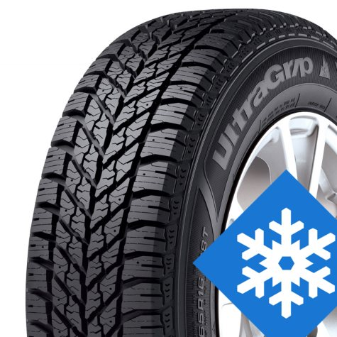 Goodyear Ultra Grip Winter - 195/70R14 91T Tire