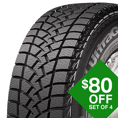 Goodyear Ultra Grip Ice WRT - LT245/70R17/E 119/116Q Tire