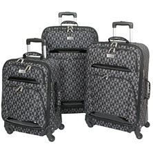 Geoffrey Beene 3 pc. Fashion Luggage Collection