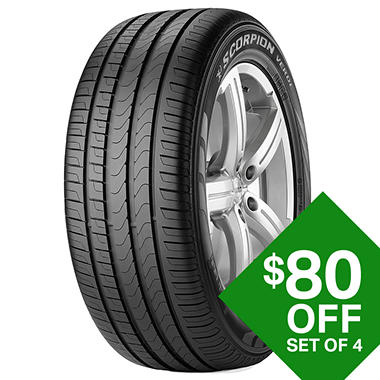 Pirelli Scorpion Verde - 285/45R19/XL 111W  Tire