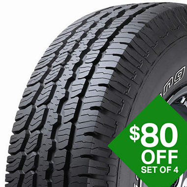 BFGoodrich Radial Long Trail T/A - P265/60R18 109T