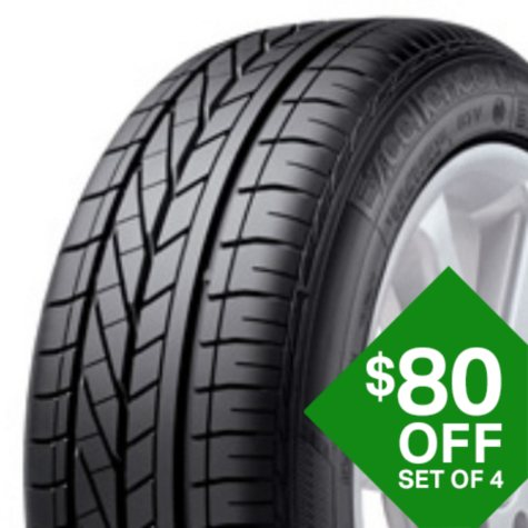 Goodyear Excellence ROF - 195/55R16 87V    Tire