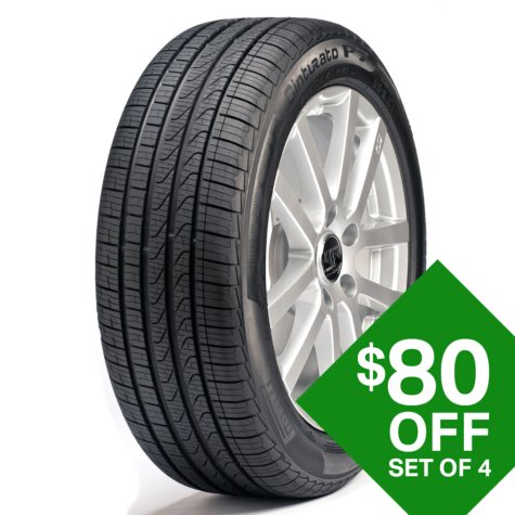 Pirelli Cinturato P7 A/S Plus - 215/55R18 95H Tire