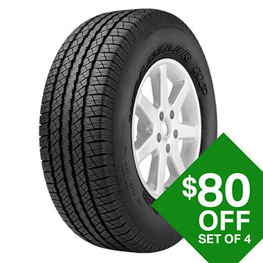 Goodyear Wrangler HP All Weather - 255/55R19X 111V  Tire