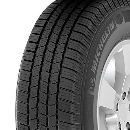 Michelin LTX Winter - LT265/70R17/E 121/118R Tire