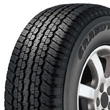 Dunlop Grandtrek AT21 - P265/70R16 111S  Tire