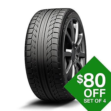 BFGoodrich g-Force Sport COMP-2 A/S - 245/50ZR19XL 105W Tire