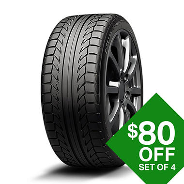 BFGoodrich G-Force Sport Comp-2 A/S - 255/40ZR17 94W Tire
