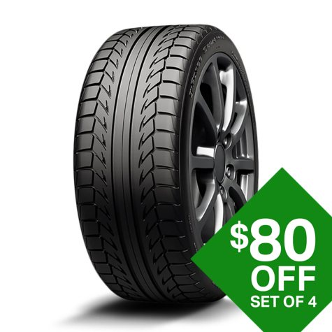 BFGoodrich g-Force Sport COMP-2 A/S - 285/35ZR20 100Y Tire