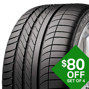 Goodyear Eagle F1 Asymmetric - 255/60R17 106V Tire