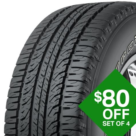 BFGoodrich Long Trail T/A Tour - P245/75R16 109T Tire