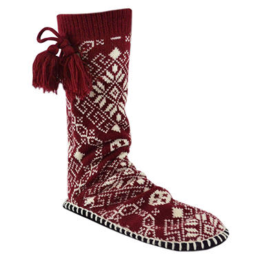 Muk Luks Slipper Sox - Various Colors
