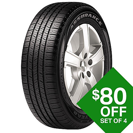 Goodyear Assurance All-Season - 215/55R17 94H Tire