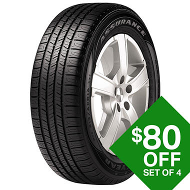 Goodyear Assurance All-Season - 235/60R17 102T Tire