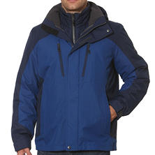 ZeroXposur Men's System Jacket