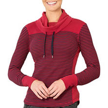 Eddie Bauer Ladies Funnel Thermal (Assorted Colors)
