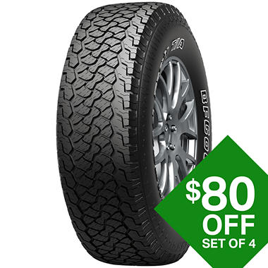 BFGoodrich Rugged Trail T/A - LT245/75R17E 118R Tire