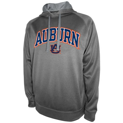 Auburn Tigers Men's Pullover Hooded Fleece